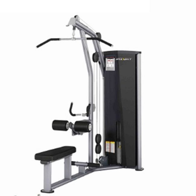 Commercial Lat Pulldown & Low Row, DA Series