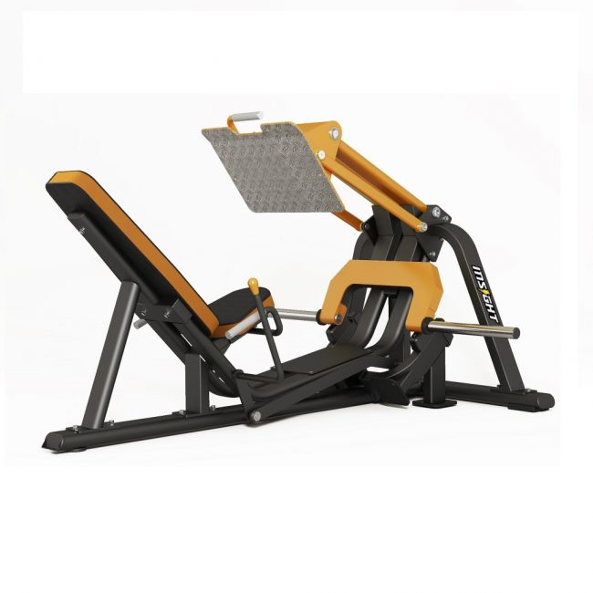 Commercial Leg Press, Plate Loaded Series