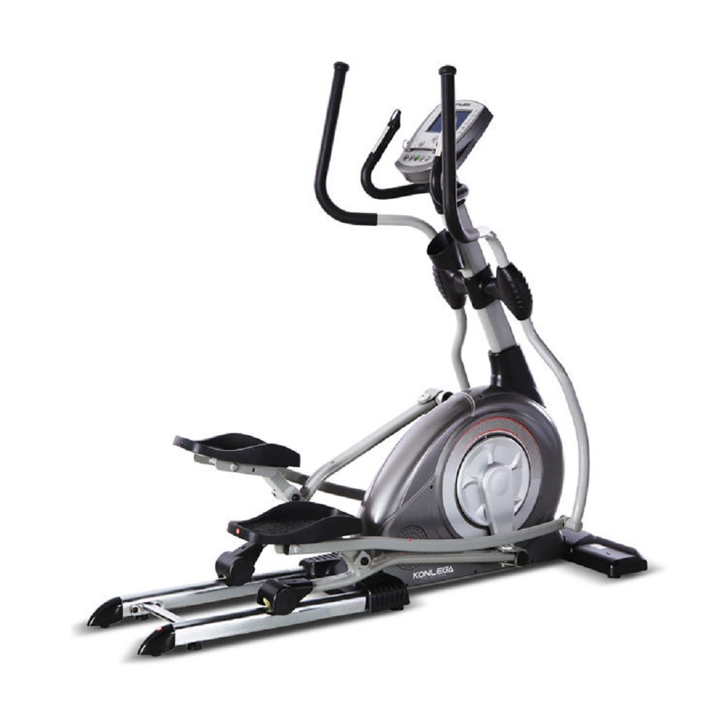 commercial and home cross trainer or elliptical