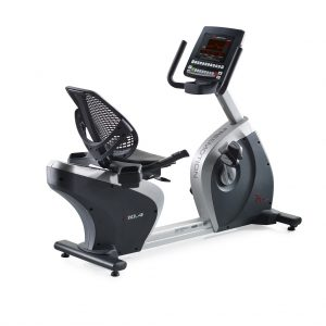 Commercial Recumbent Bike 10.4