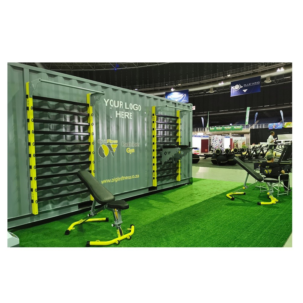Container Gym A
