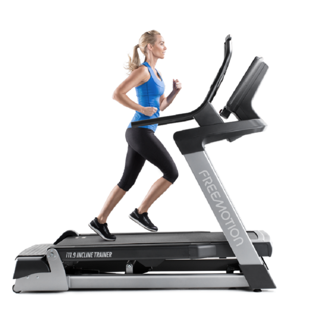 Incline Trainer User 2