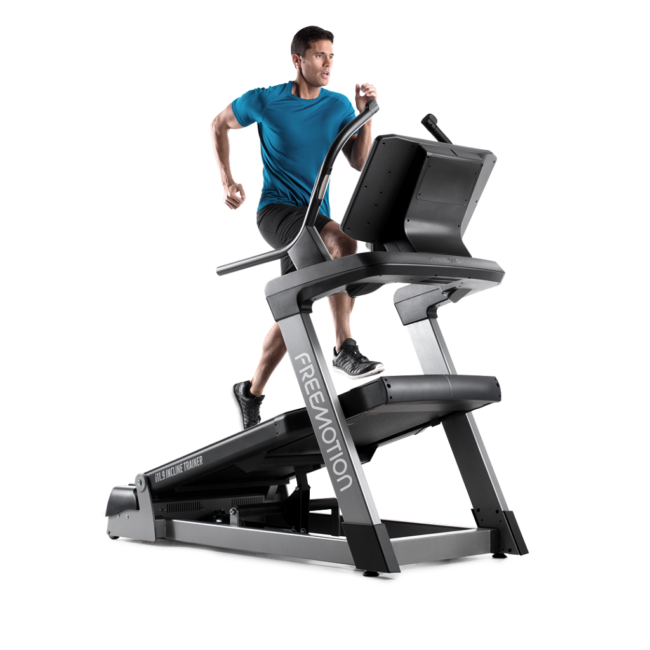 Incline Trainer User