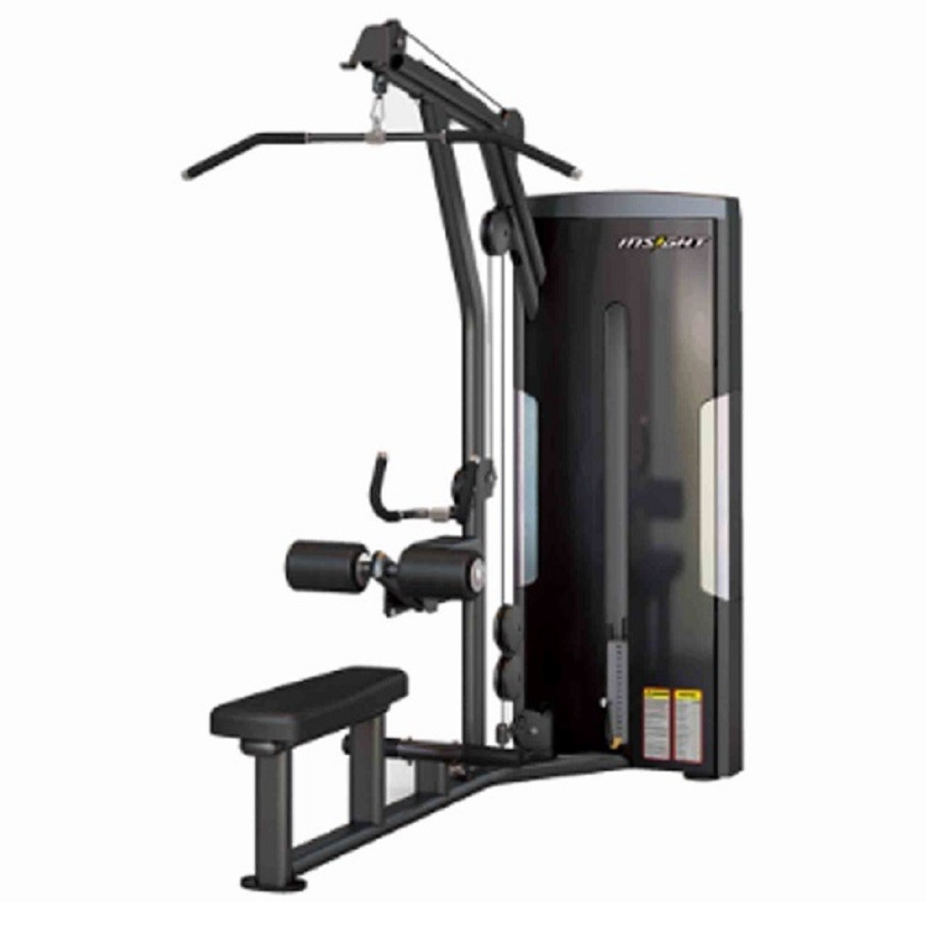Commercial Lat Pulldown & Low Row, SA Series